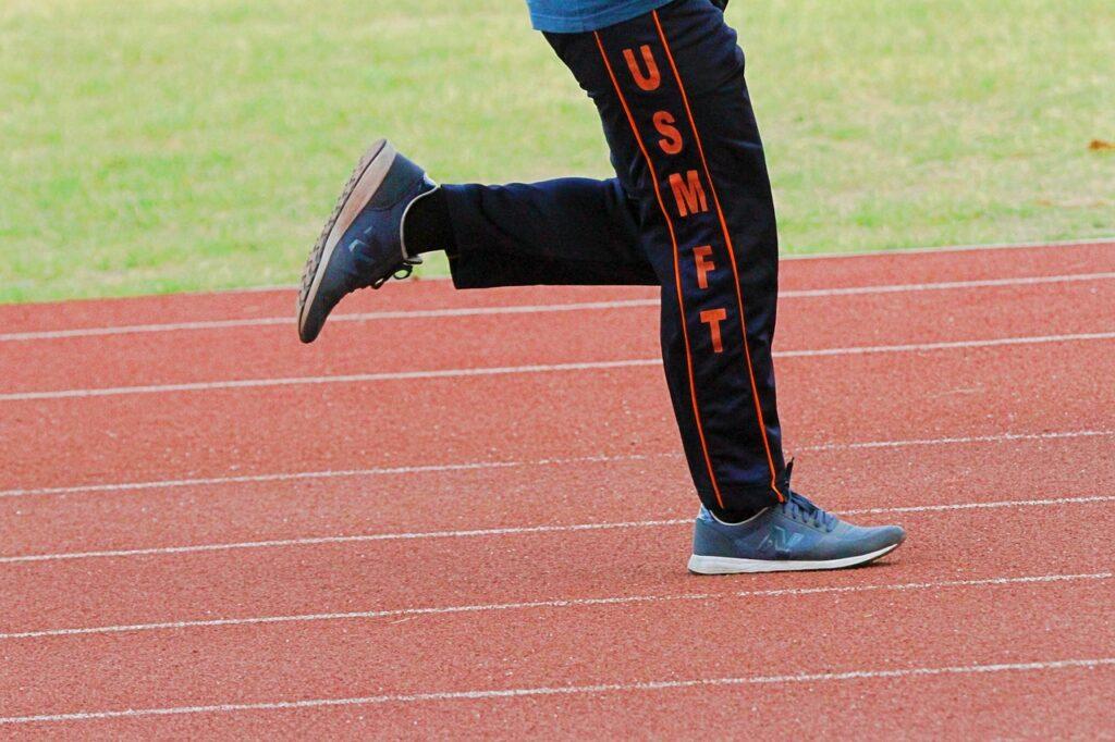 中学生の50m走平均タイムとは?