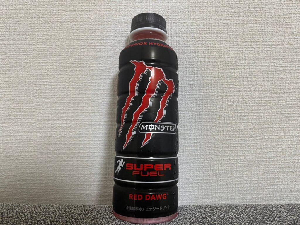 ペットボトルのモンスターエナジー新作「スーパーフュエル」を飲んでみた!