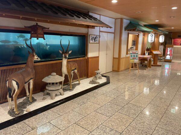 鴨川ホテル三日月でプール&温泉&グルメ満喫ブログ